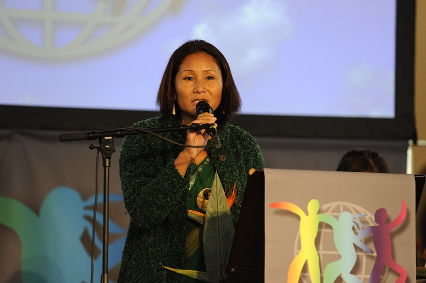 indira-ranamagar-world-children-prize-speaking